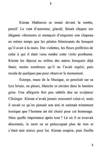 Le Tombeau - Anaïs Cros - extrait 1