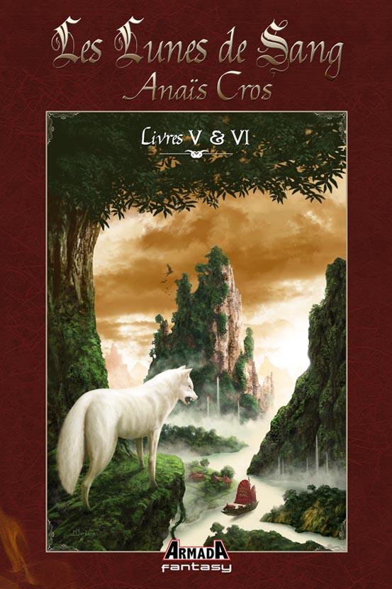 couverture Les Lunes de Sang - volume 3