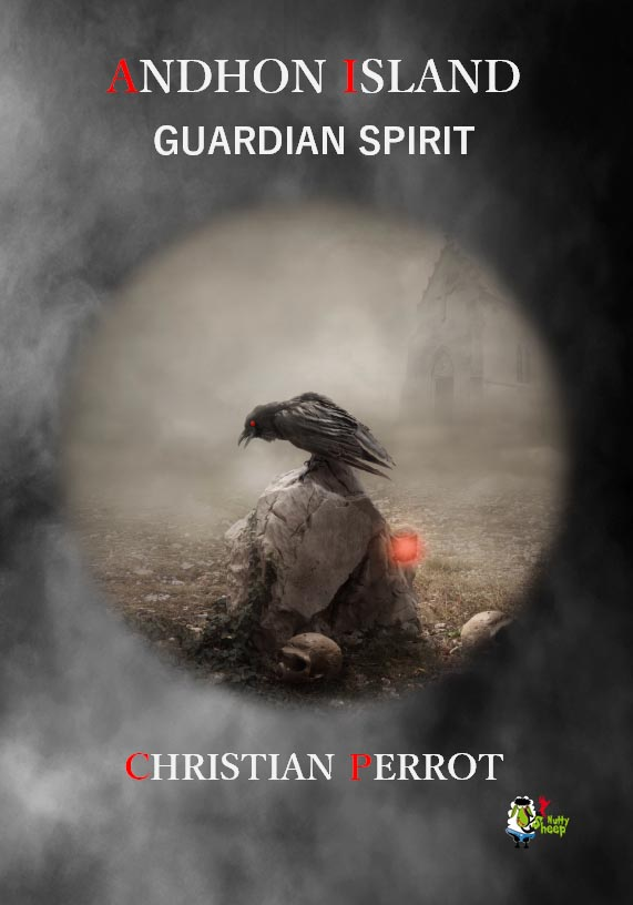 Couverture Gardian Spirit Christian Perrot