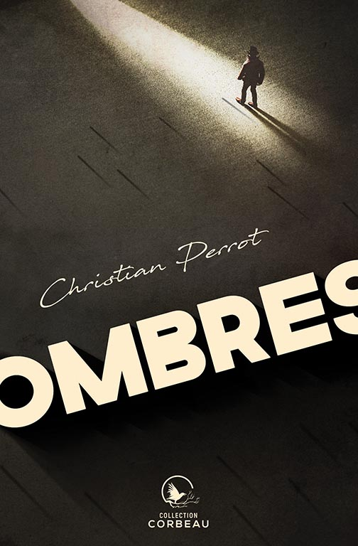 Couverture Ombres Christian Perrot