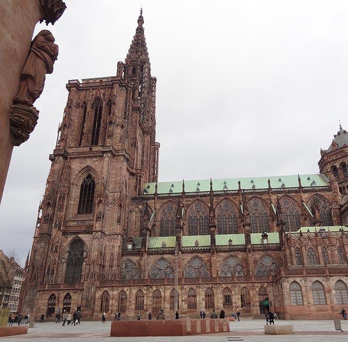 cathédrale strasbourg