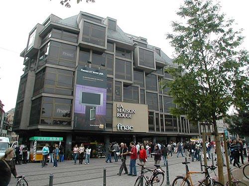 Maison Rouge Strasbourg