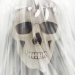 crâne mariée